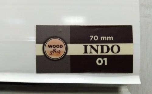 Плинтус Arbiton INDO 70х26х2500 мм