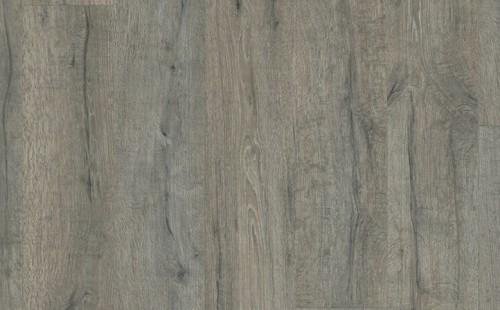 Замковая ПВХ плитка PERGO Optimum Rigid Click Classic Plank Дуб королевский серый V3307-40037