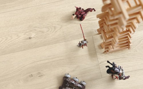 Замковая ПВХ плитка PERGO Optimum Сlick Classic Plank Дуб современный серый V3107-40017
