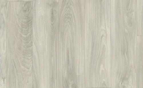 Замковая ПВХ плитка PERGO Optimum Сlick Classic Plank Дуб мягкий серый V3107-40036