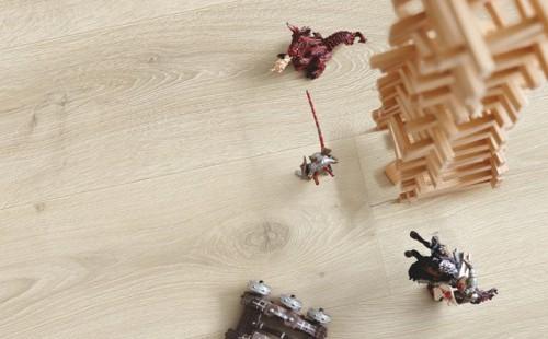 Замковая ПВХ плитка PERGO Optimum Сlick Classic Plank Дуб горный бежевый V3107-40161