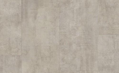 Замковая ПВХ плитка PERGO TILE OPTIMUM CLICK Травертин светло-серый V3120-40047
