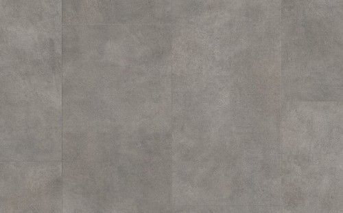 Замковая ПВХ плитка PERGO TILE OPTIMUM CLICK Бетон серый темный V3120-40051
