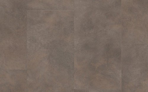 Замковая ПВХ плитка PERGO TILE OPTIMUM CLICK Метал окисленный V3120-40045