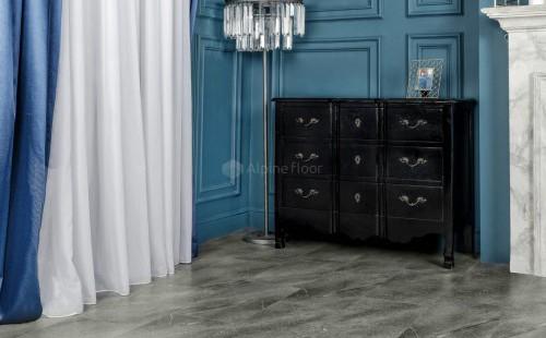 Alpine floor Кварцвиниловая плитка STONE  Авенгтон ЕСО4-4
