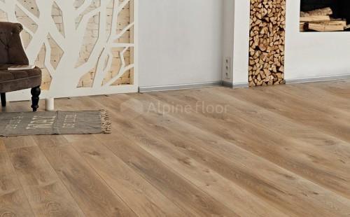 Alpine floor Кварцвиниловая плитка PREMIUM XL ЕСО7-6