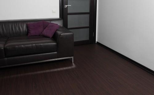 Decoria кварц-виниловая ПВХ плитка Office Tile JW 061 Венге Чад