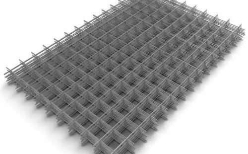 Кладочная сетка 50*50мм (2*0,51м) d=4мм