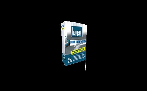 БЕРГАУФ Боден Цемент Медиум (Bergauf Boden Zement Medium) быстротвердеющий наливной пол (25кг)