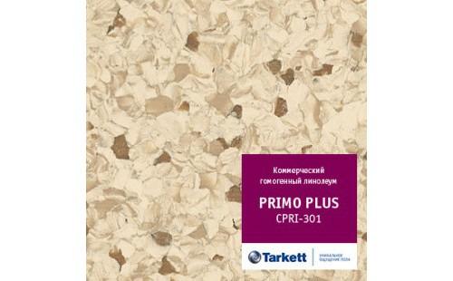 ТАРКЕТТ Линолеум (в нарезку) Primo PLUS 301 (2м)