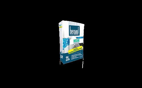 БЕРГАУФ Мозаик клей для плитки, мозаики и бассейнов (5 кг)