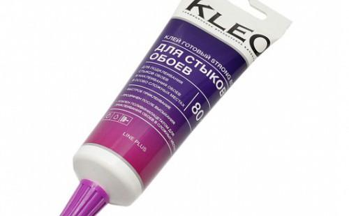 Клей KLEO STRONG для стыков обоев (80г)