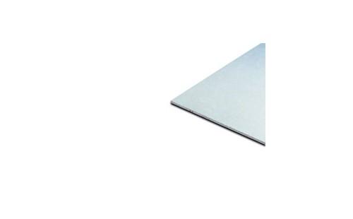 КНАУФ Гипсоволокнистый лист влагостойкий (2500х1200х12,5мм, ПК/ФК)